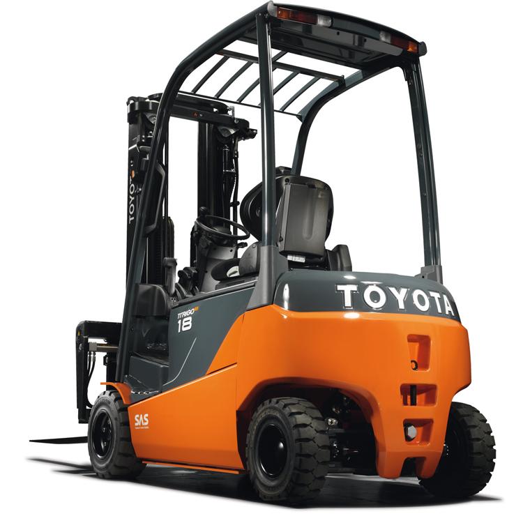 Toyota Traigo 18
